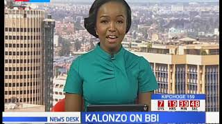 Kalonzo says he wholeheartedly supports BBI