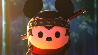 Ninja Castle | A Tsum Tsum short | Disney