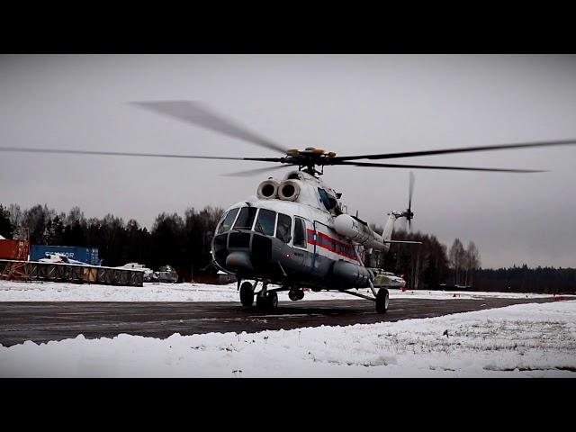 В Тверской области работа санитарной авиации не прекращается даже в период пандемии
