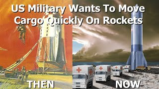 Will The US Military Use SpaceX Rockets To Transport Cargo?