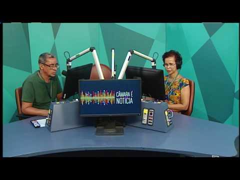 Câmara é Notícia 21h | Plenário discute Amazônia - 02/09/2019