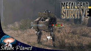 ПАРА КРУТЕЙШИХ РОБОТОВ► РЕЛИЗ 🔥 Metal Gear Survive #14 прохождение на русском   хардкорный survival