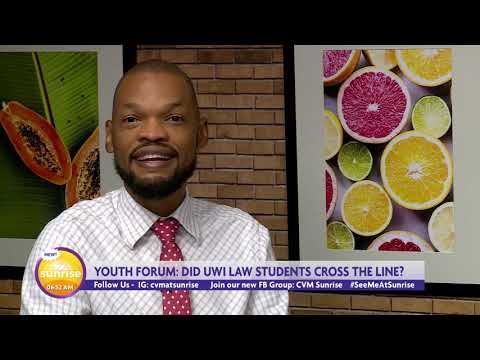 CVM At Sunrise - Youth Forum - February 26, 2019