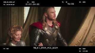 Thor & Frigga discuss Loki - Deleted scene