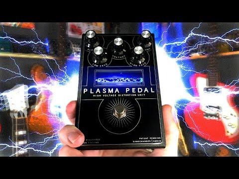 Game Changer Audio Plasma Pedal