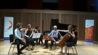 SCHUMANN:Piano quintet, 2nd mvt@EncoreMusicProjectsInternationalSummerSchool2017