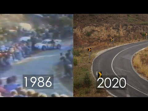 Rally 1986 Portugal accident explained
