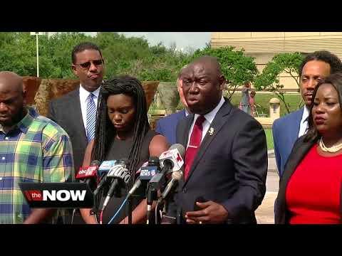 Ben Crump, Trayvon Martin's family attorney, is representing girlfriend in Stand Your Ground case