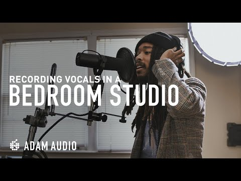 Recording Vocals in a Bedroom Studio   ADAM Audio