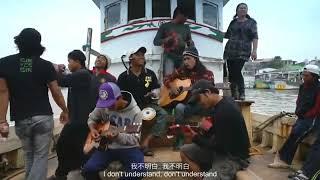 Band Lucu TKI Taiwan Nyanyi Dari Atas Kapal Video Cover Lagu Indonesia Terb