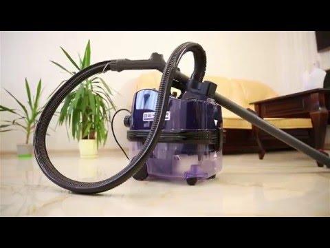 Профессиональный пылесос Becker VAP-3 Video #1