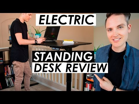 Electric Standing Desk Review — ApexDesk Flex Pro