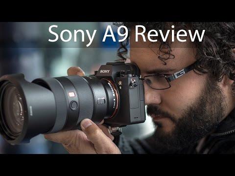 Sony's Flagship Alpha Sports Camera