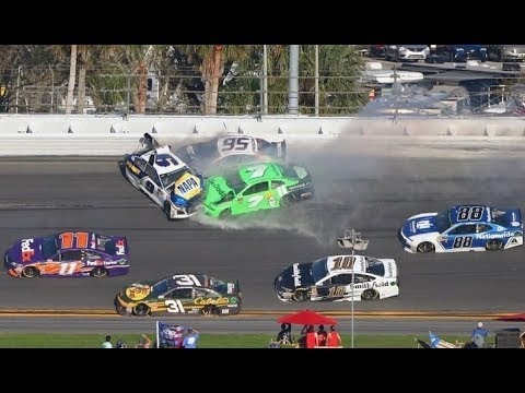 The Daytona Speedweeks Shitshow: 2018 Edition