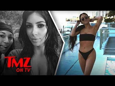 Kim K's Ex Assistant Is Thirsty For Attention | TMZ TV