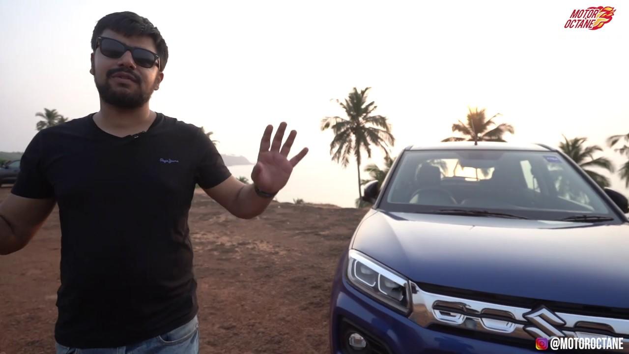Motoroctane Youtube Video - Maruti Vitara Brezza Petrol Walkaround | Hindi | MotorOctane