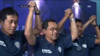 Arema Ganti Nama Jelang ISL Musim 2017  NET Sport
