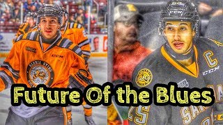 The FUTURE Of The St. Louis Blues, Jordan Kyrou