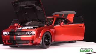 AUTOart Dodge Challenger SRT Hellcat Widebody
