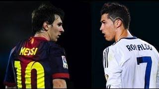 Лионель Месси, Lionel Messi vs Cristiano Ronaldo