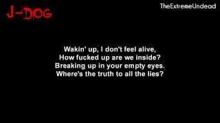 Hollywood Undead - Let Go [Lyrics Video]