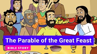 """Primary Year A Quarter 4 Episode 9: """"The Parable Of The Great Feast"""""""