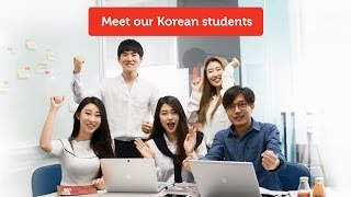 Why do Korean students choose RMIT?