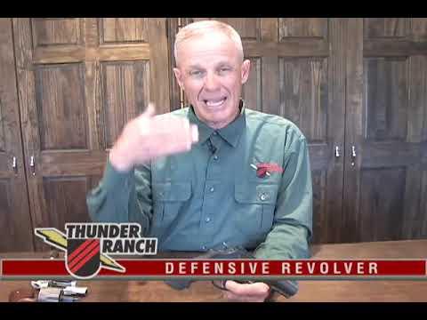 Defensive Revolver