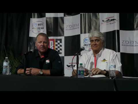 2019 IndyCar Barber Q&A with Mark Miles and Jay Frye