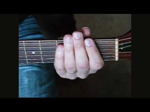 B Minor chord guitar exercise - instructional - How to Play Bm