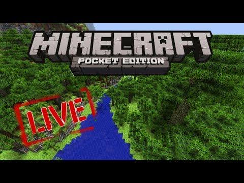 Duky Minecraft PE LIVE 1/2