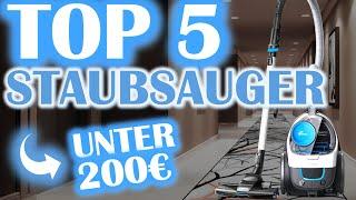Staubsauger kaufen | TOP 5 STAUBSAUGER 2021