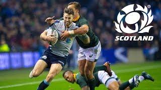 HIGHLIGHTS   Scotland V South Africa