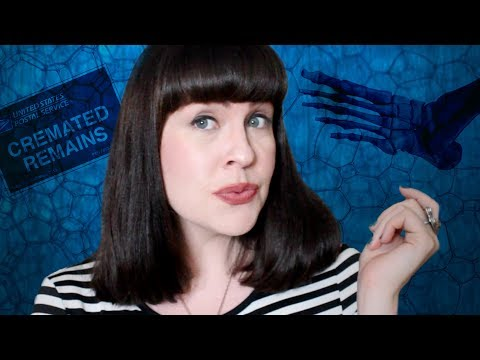 ASK A MORTICIAN- Dali's Exhumation, Amputated Limbs, Celebrity Graves