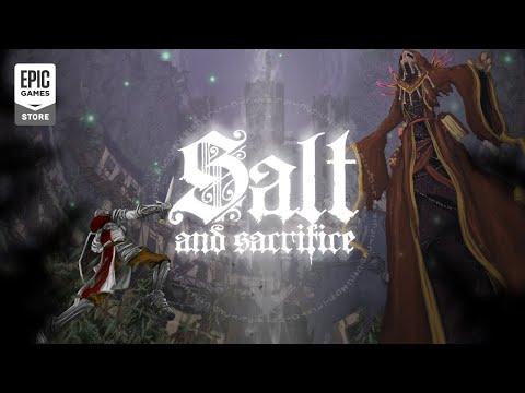 《鹽與犧牲》PC版最新宣傳片公開