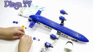 airplane lego