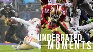 49ers Underrated Players Making Game Changing Plays | 2019-20