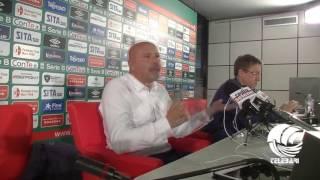 """Fc Bari, Colantuono traccia la strada: """"Dobbiamo ripetere sempre la prestazione vista contro il Novara"""""""