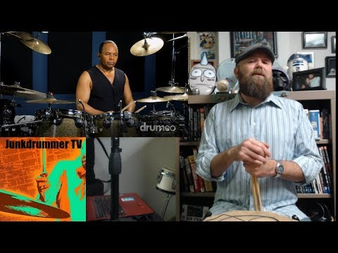 Drum Teacher Reacts to Jonathan
