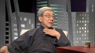 鄭大班訪問著名 紫微斗數、風水、佛學家 : 王亭之  ( PART 1/5 )