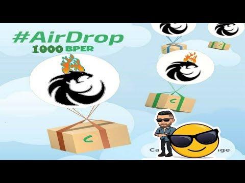 💢JÁ LISTADO EM EXCHANGES💢 Airdrop de  $120 Dólares BPER !
