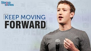 Mark Zuckerberg Inspirational Speech | Keep Moving Forward