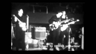 The Beatles live 1963 (rare!) A Taste of Honey