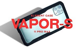 Element Case VAPOR-S Case | iPhone 11 Pro Max