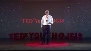 how to face failure in academics | Professor Errol D'Souza | TEDxYouth@JGIS