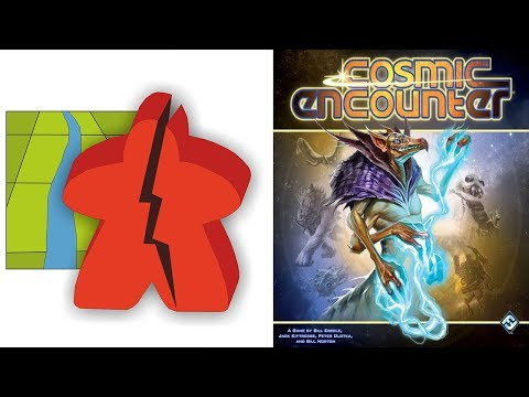 The Broken Meeple - Cosmic Encounter 42nd Anniversary Review