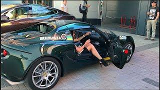 Road trip Tesla Киев - Lotus Харьков, что быстрей 😉