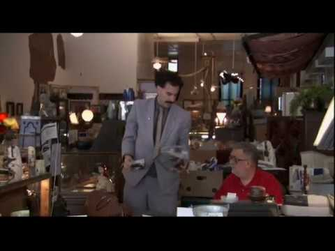 Borat (2006) Antique Shop Scene Mp3