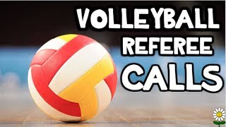 Volleyball Referee Calls EXPLAINED! ⎮KOKO VOLLEY