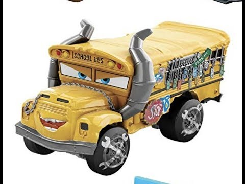 More New Disney Cars Mini Racers!